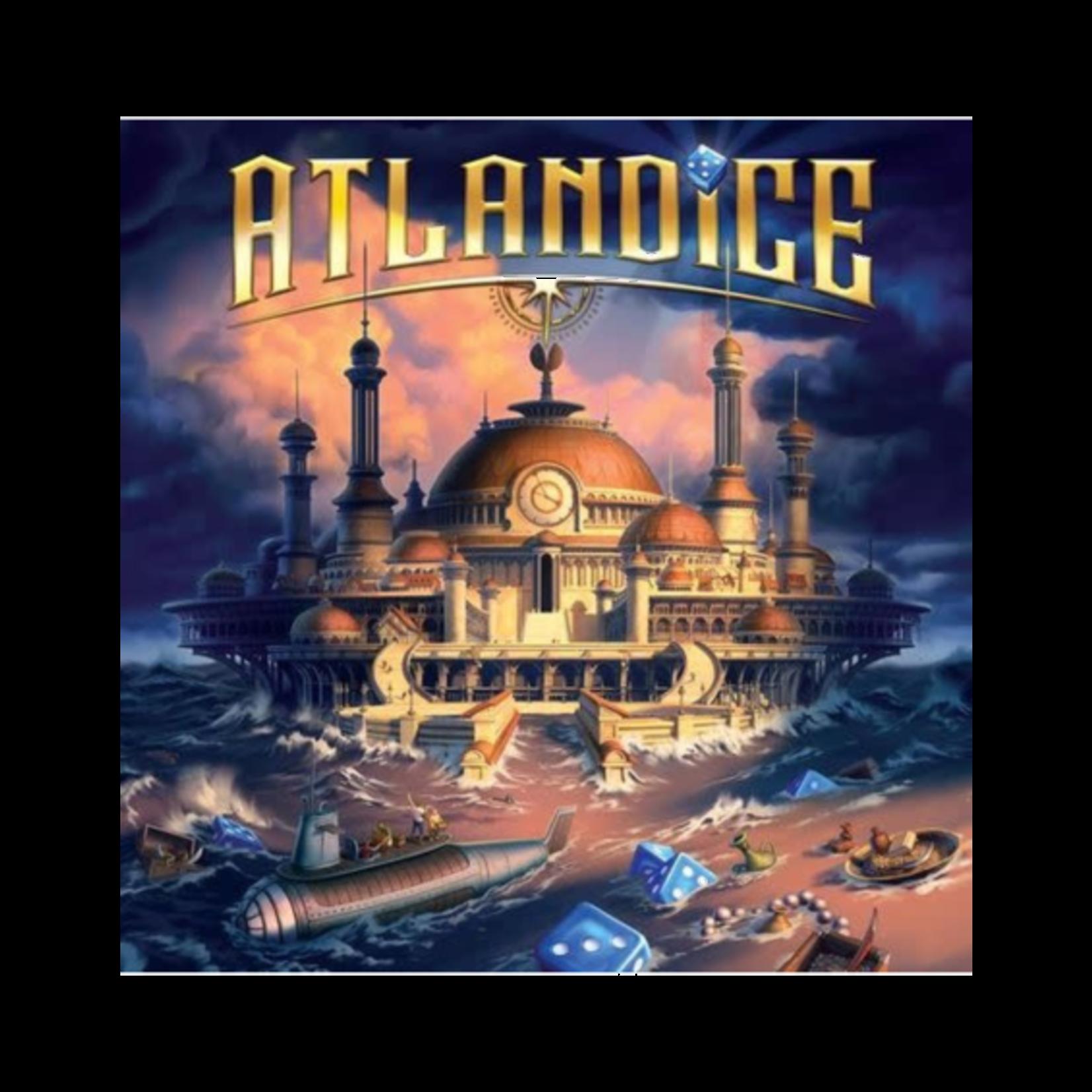 Asmodee Atlandice