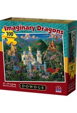 Dowdle Folkart Imaginary Dragons 1000pc