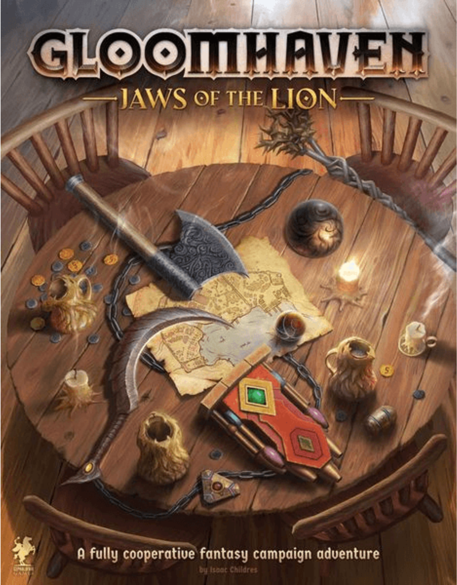 Cephalofair Gloomhaven: Jaws of the Lion