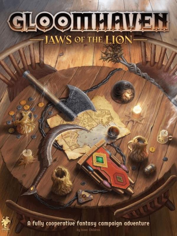 Cephalofair Gloomhaven: Jaws of the Lion