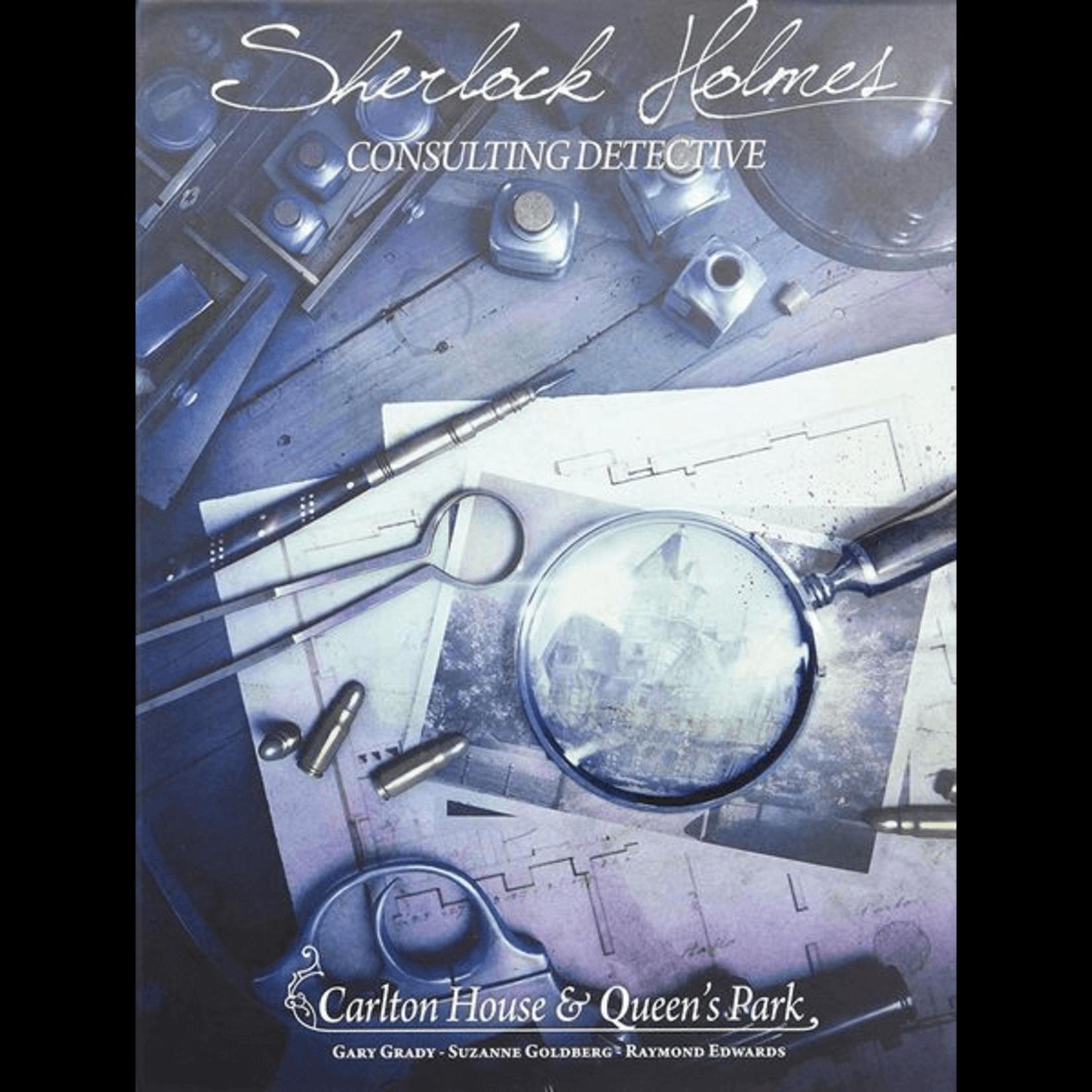 Asmodee Sherlock Holmes: Carlton House