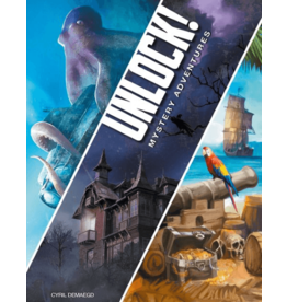 Asmodee Unlock! Mystery Adventures (4-6)