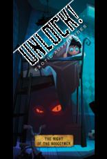 Asmodee Unlock! Night of the Boogeyman