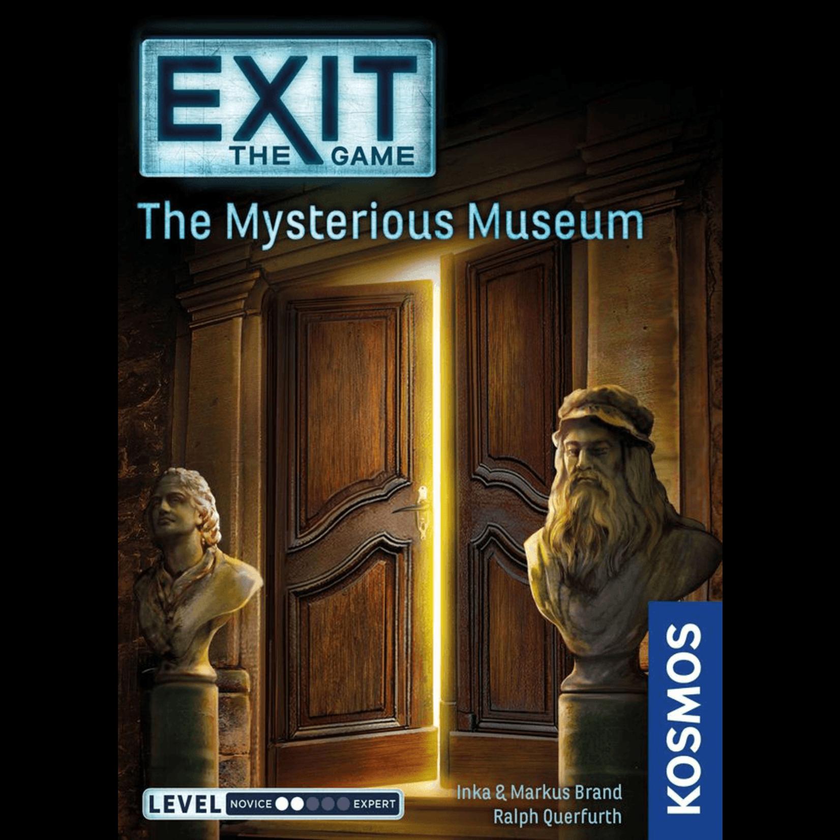 KOSMOS EXIT: Mysterious Museum