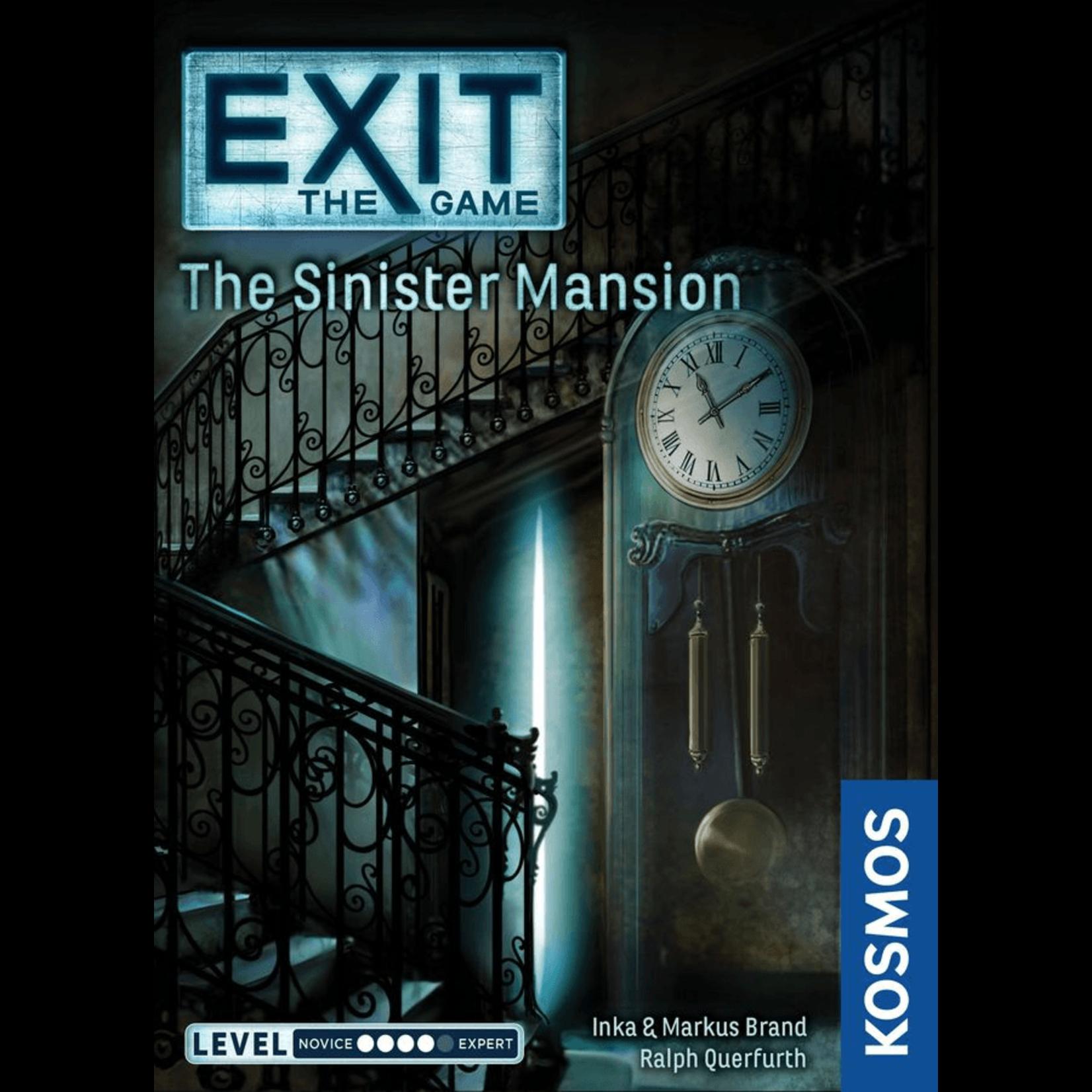 KOSMOS EXIT: Sinister Mansion