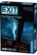 KOSMOS EXIT: The Stormy Flight
