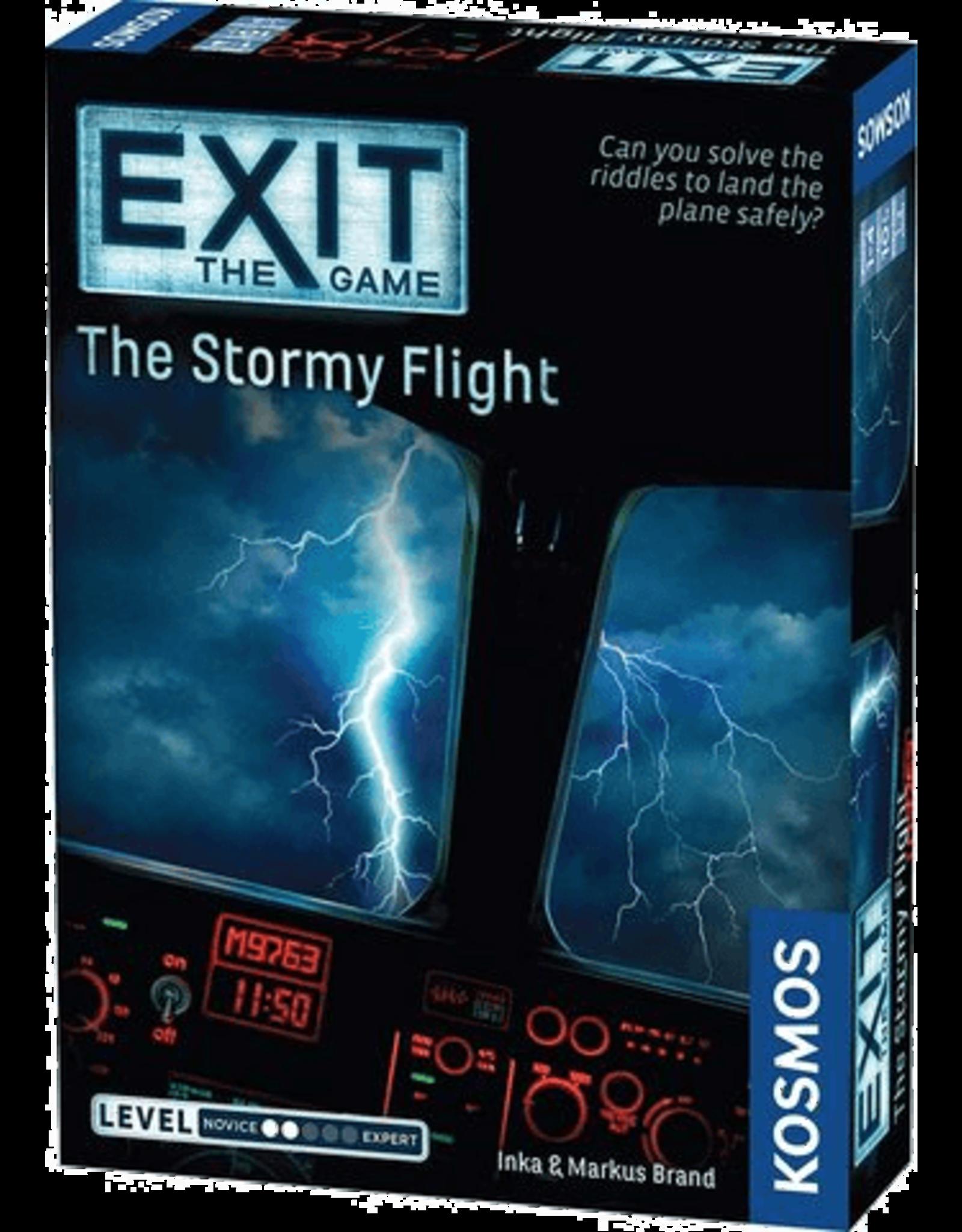 KOSMOS EXIT: Stormy Flight