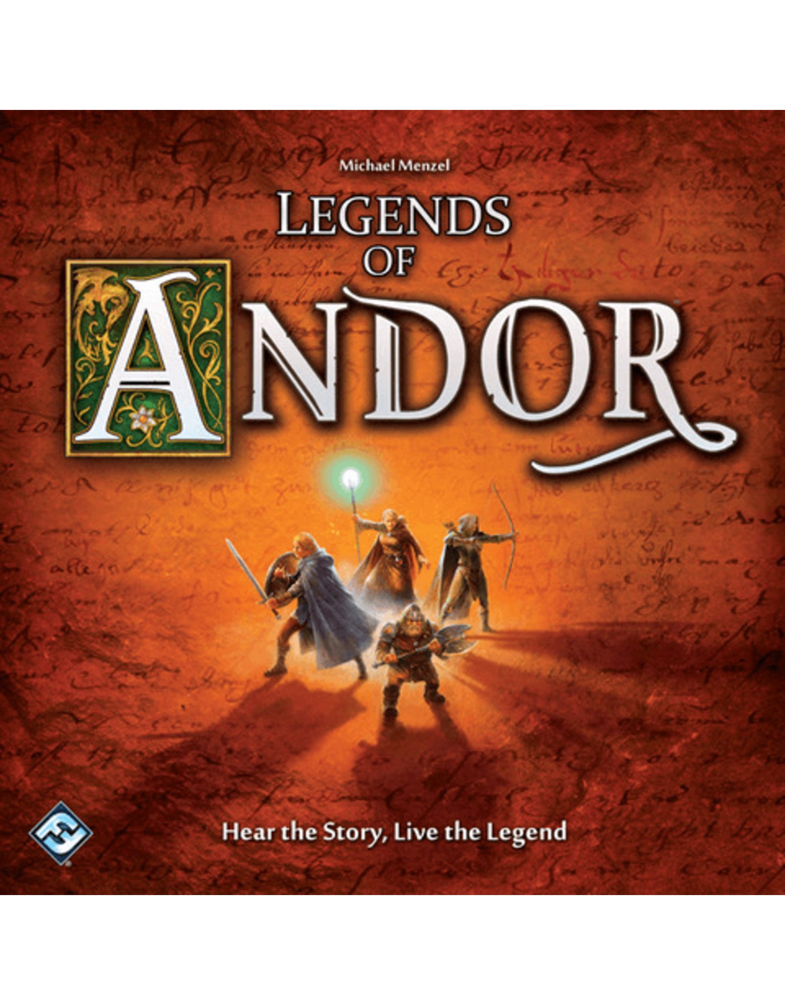 KOSMOS Legends of Andor