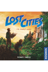 KOSMOS Lost Cities The Board Game