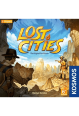 KOSMOS Lost Cities w/ 6th expansion