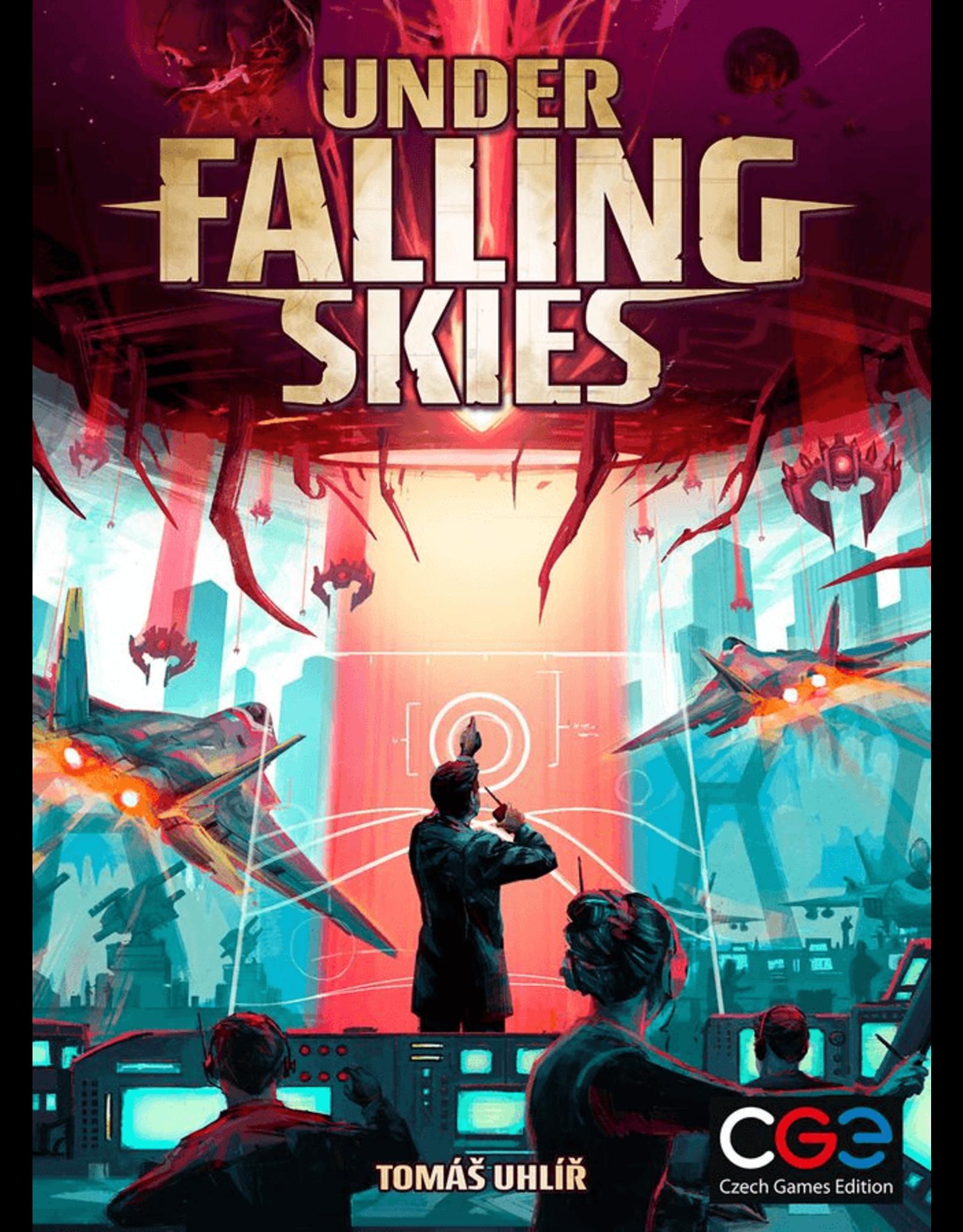 Czech Games Under Falling Skies