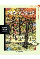 New York Puzzle Co Leaf Peepers 1000pc