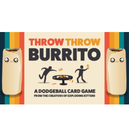 Asmodee Throw Throw Burrito