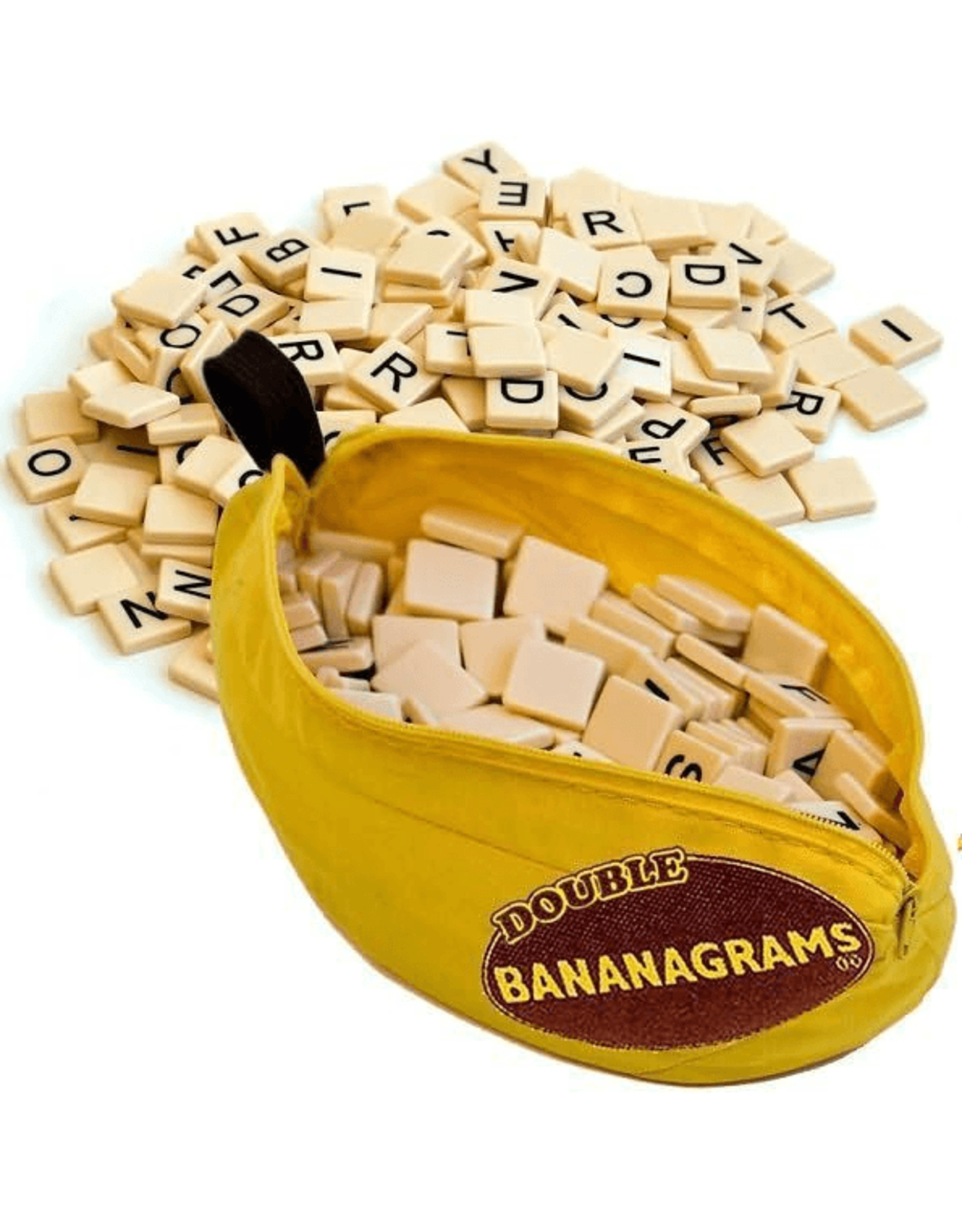 Bananagrams Bananagrams: Double