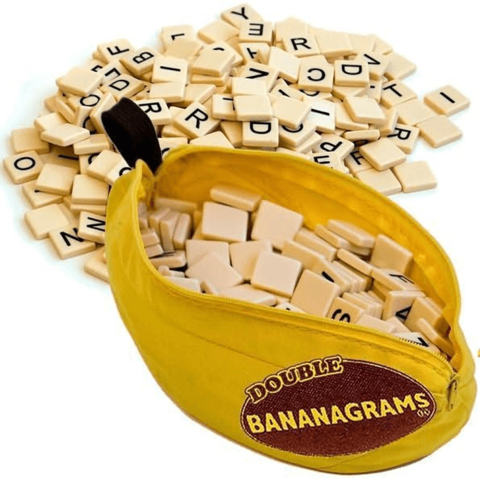 Bananagrams Bananagrams: Double