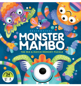 GameWright Monster Mambo