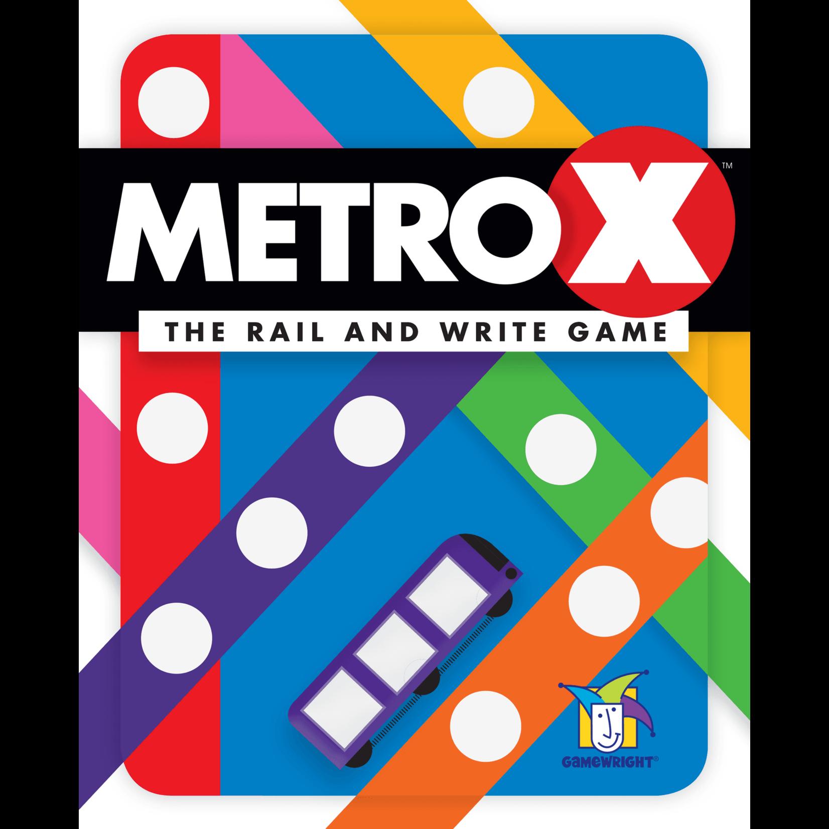 GameWright Metro X