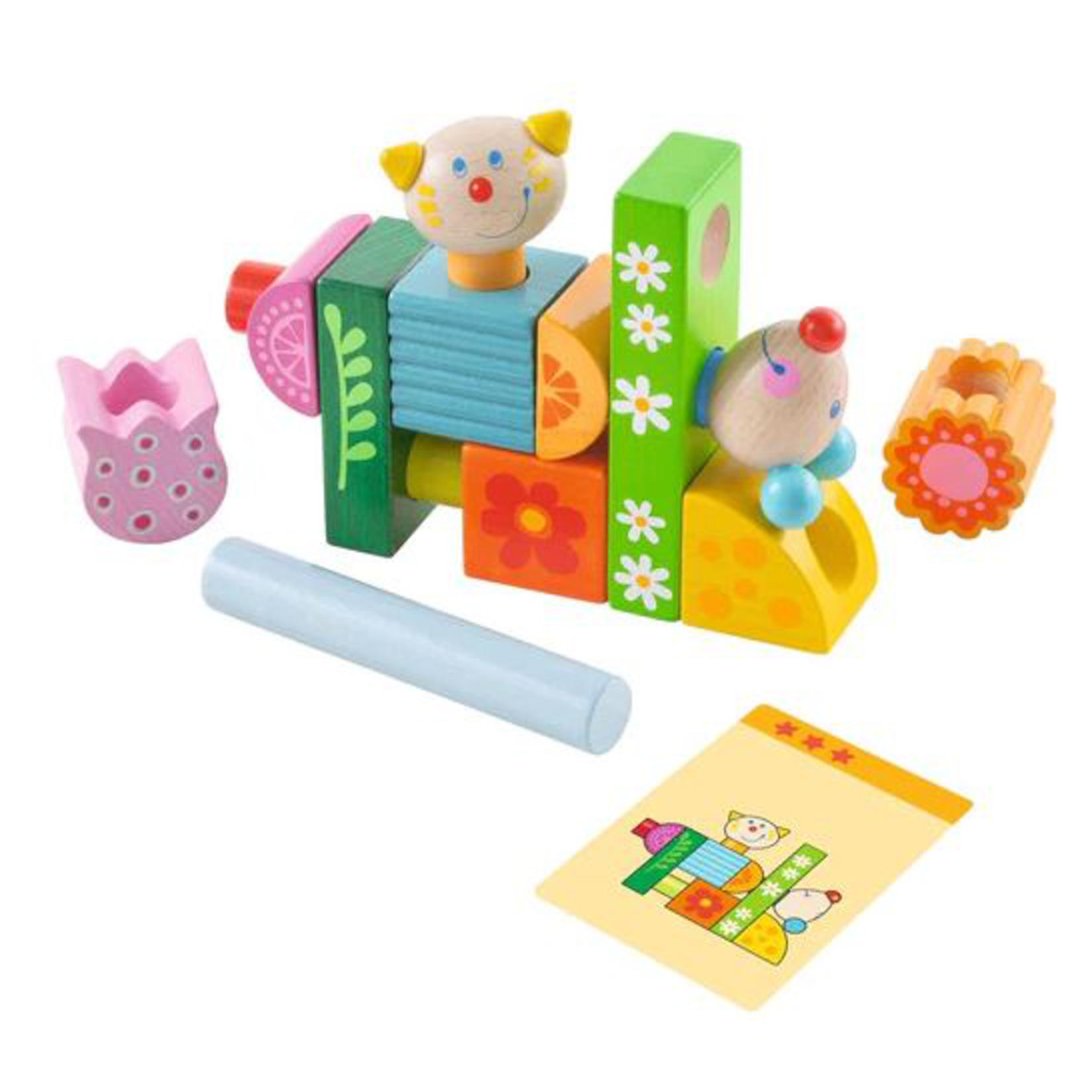 Haba Brain Builder: Cat & Mouse