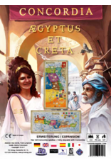 Rio Grande Games Concordia: Aegyptus & Creta