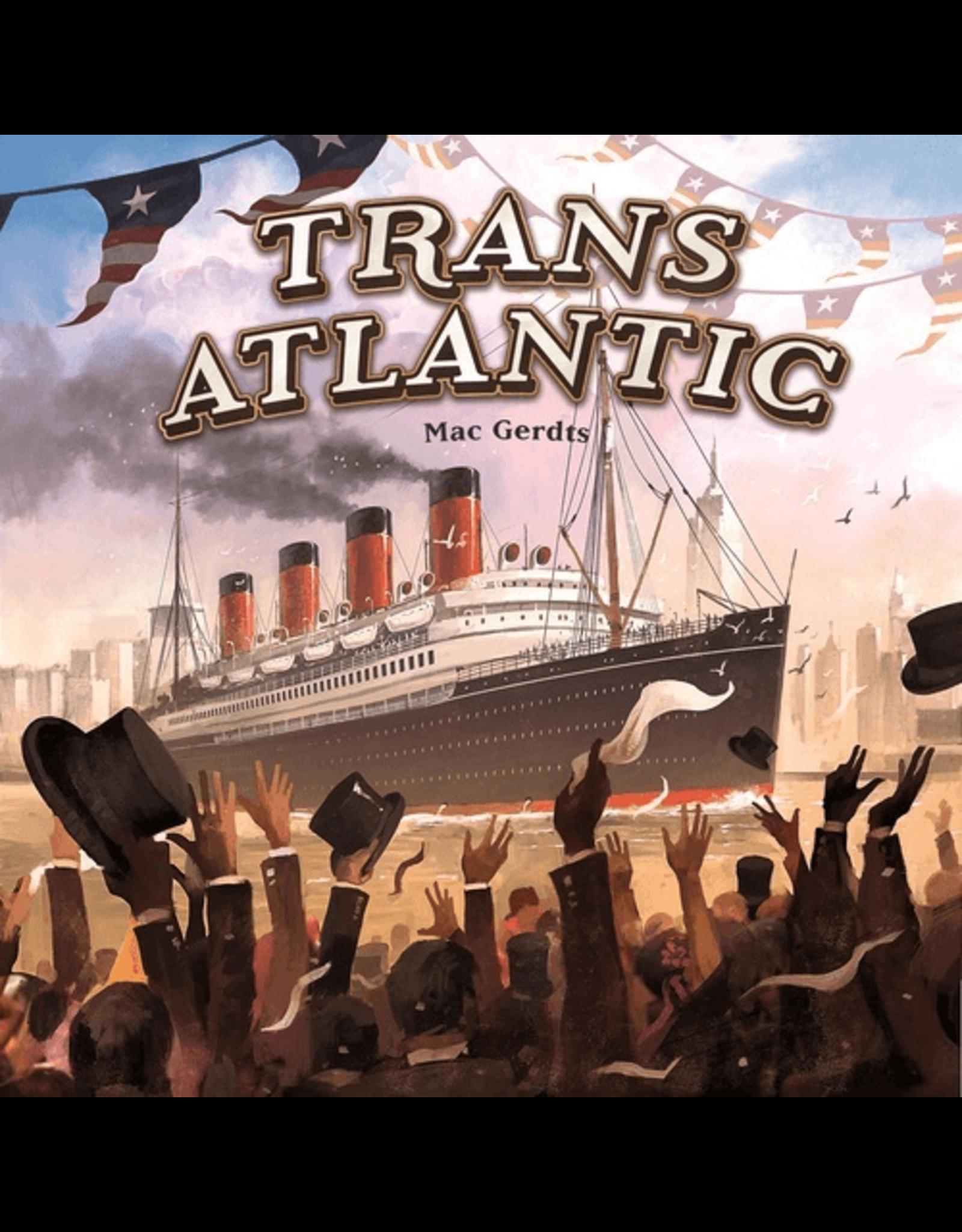 Rio Grande Games Transatlantic