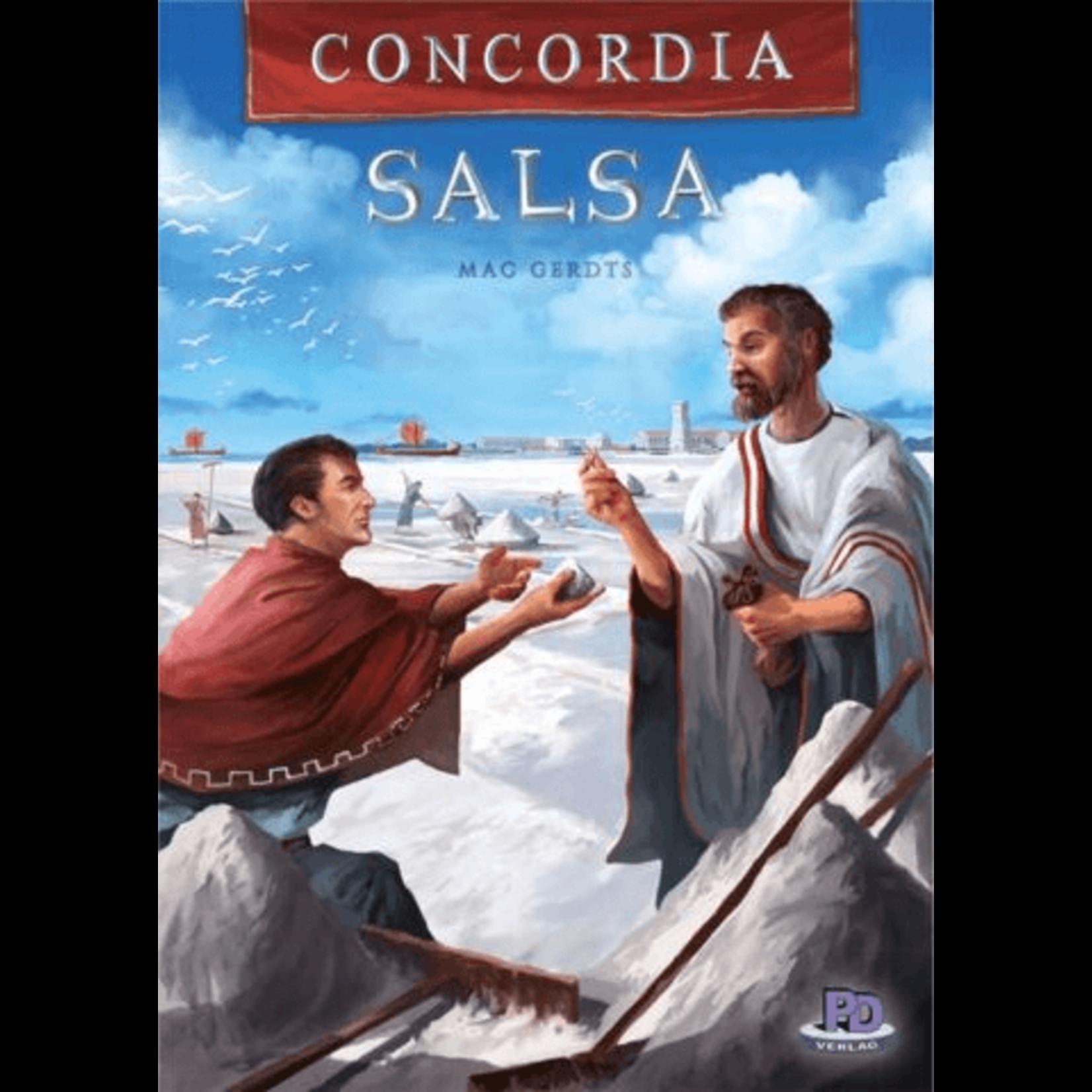 Rio Grande Games Concordia: Salsa
