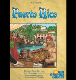 Rio Grande Games Puerto Rico Deluxe