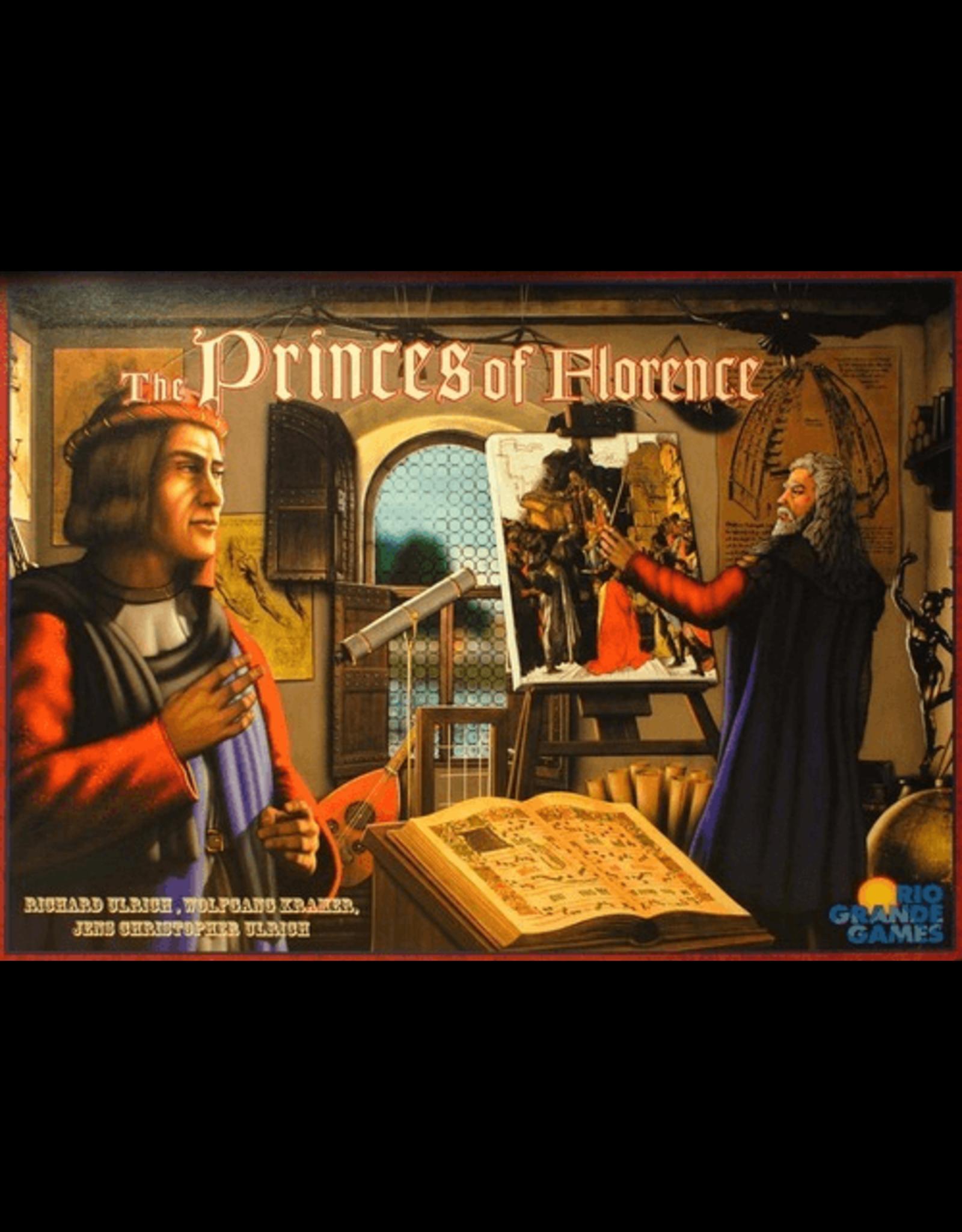 Rio Grande Games Princes of Florence