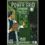 Rio Grande Games Power Grid: Brazil/Spain & Portugal