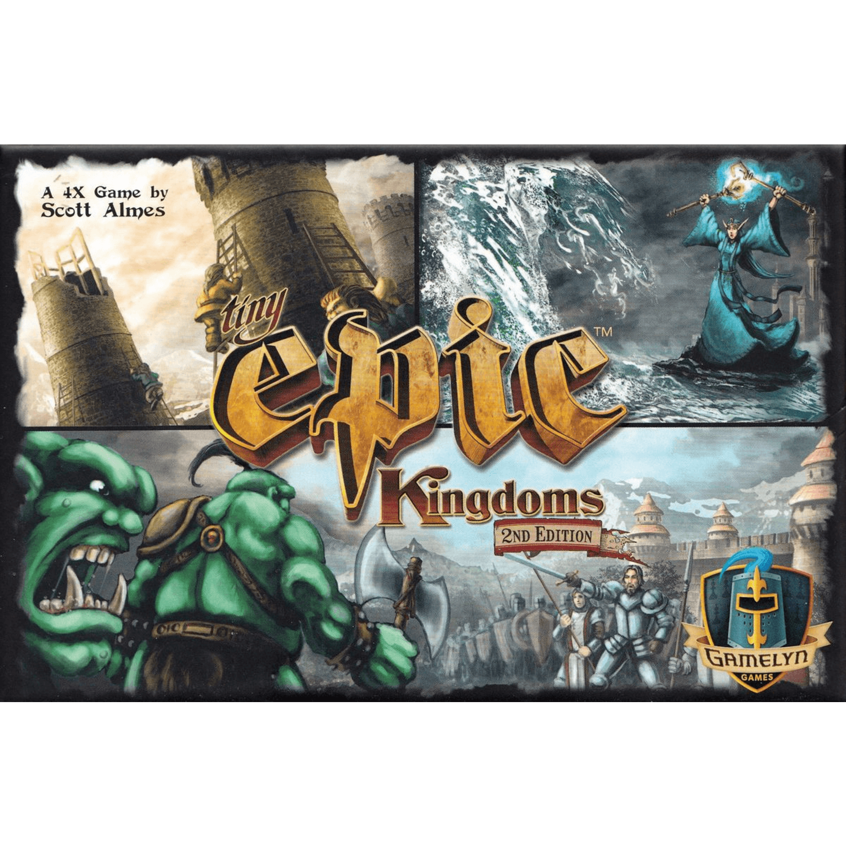 Gamelyn Ultra Tiny Epic Kingdoms