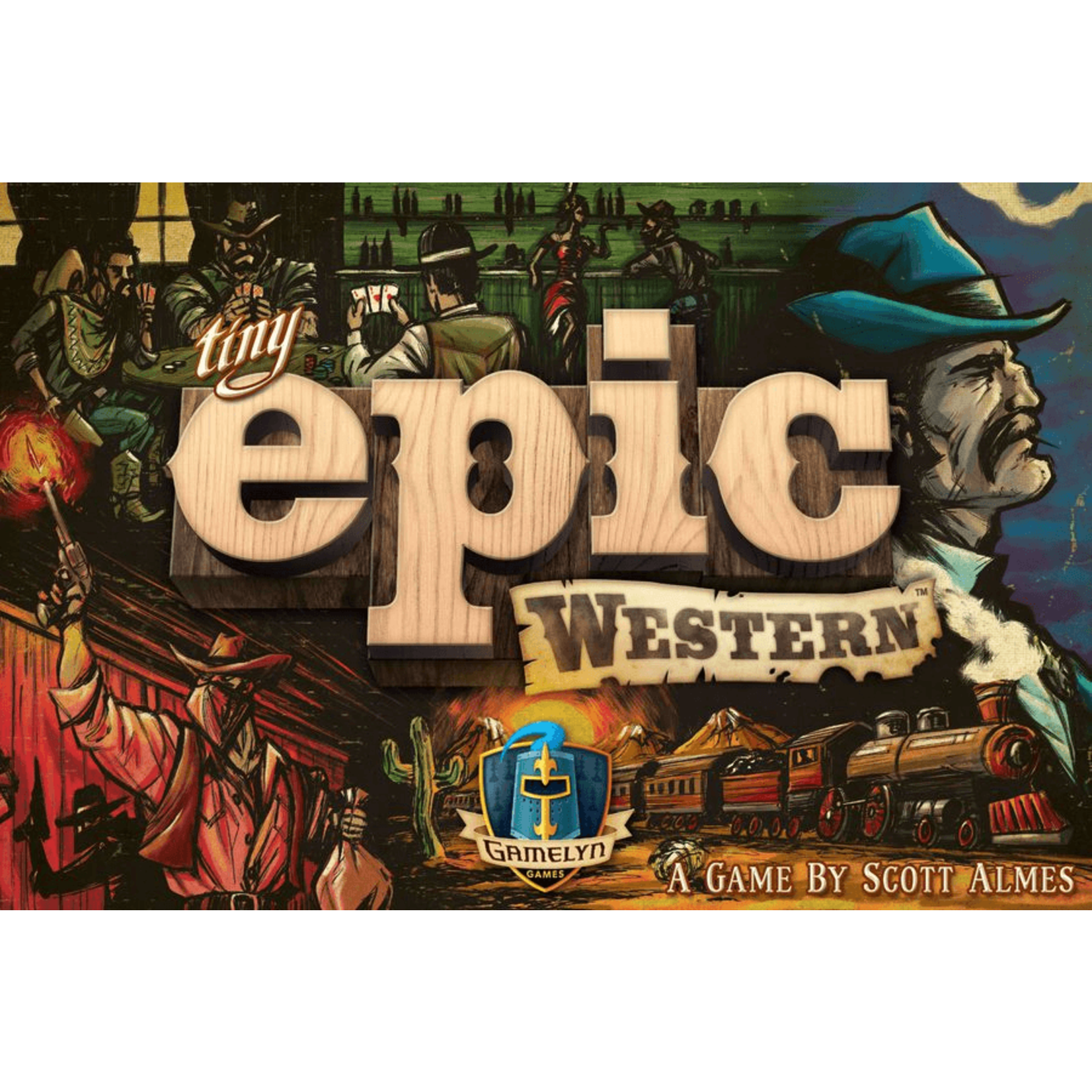 Gamelyn Tiny Epic Western