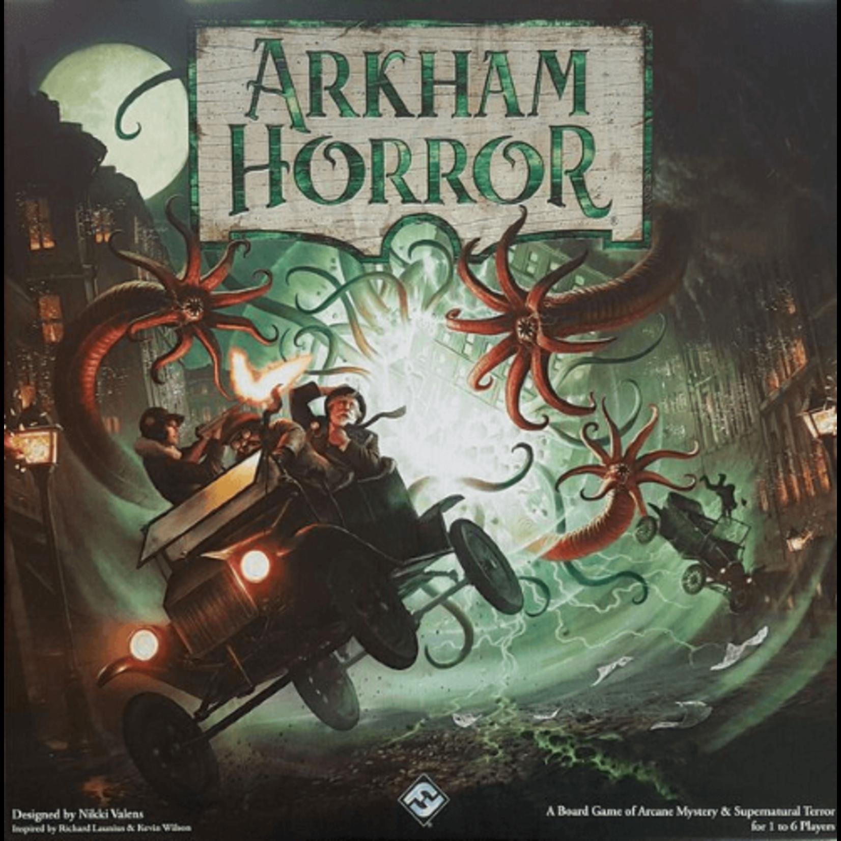 Fantasy Flight Games Arkham Horror 3rd Ed