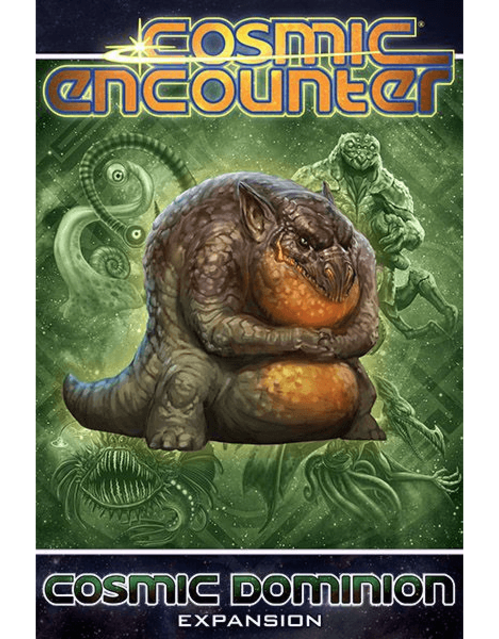 Fantasy Flight Games Cosmic Encounters: Cosmic Dominion Exp