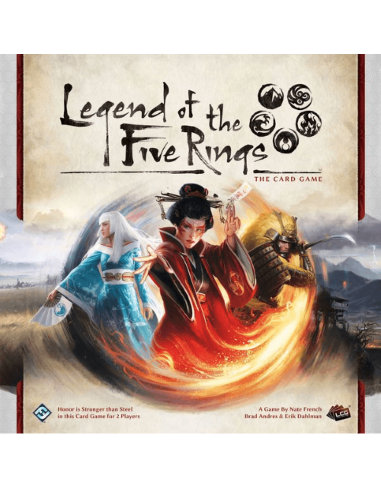 Fantasy Flight Games L5R LCG: Core Set