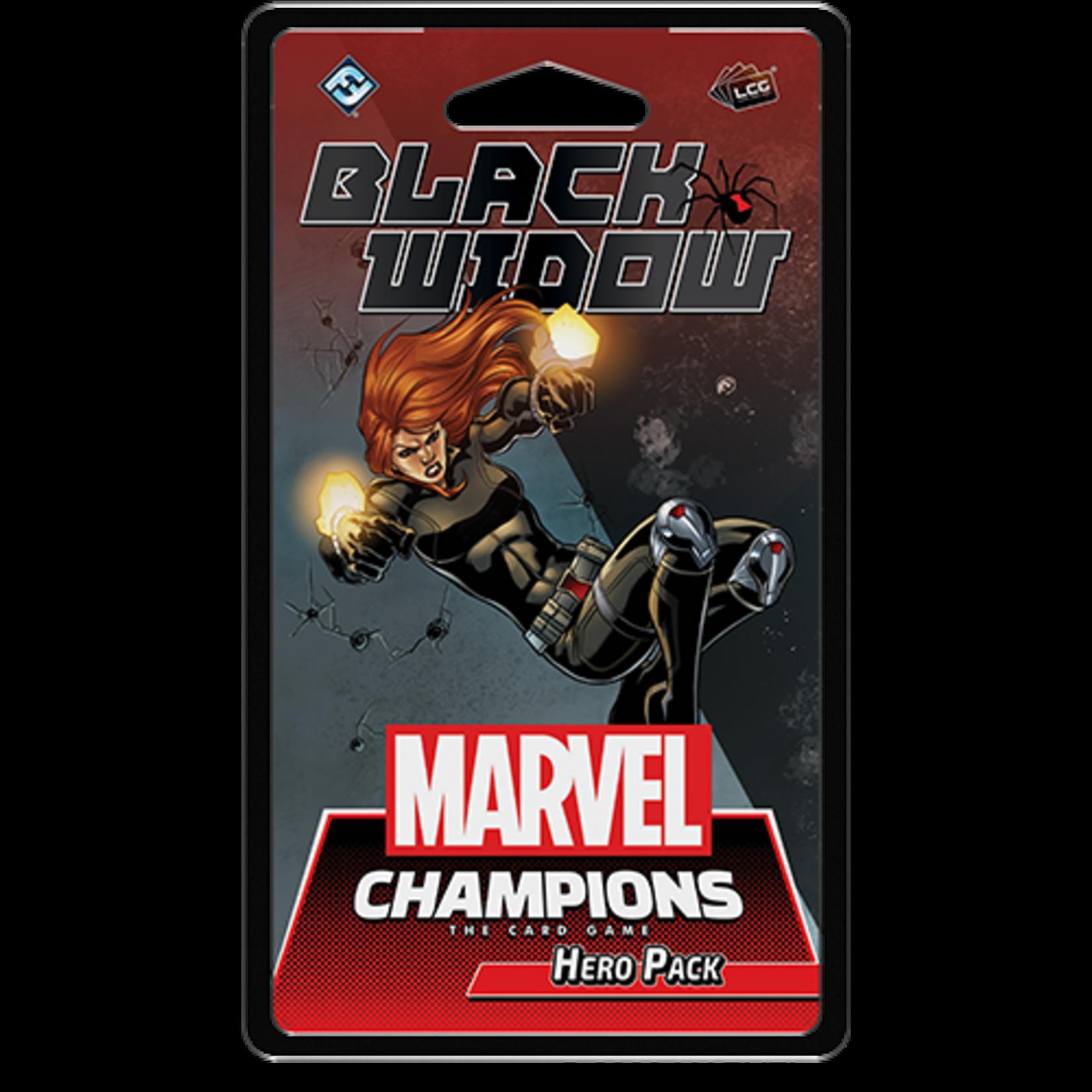 Fantasy Flight Games Marvel LCG: Black Widow