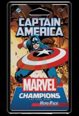 Fantasy Flight Games Marvel LCG: Captain America