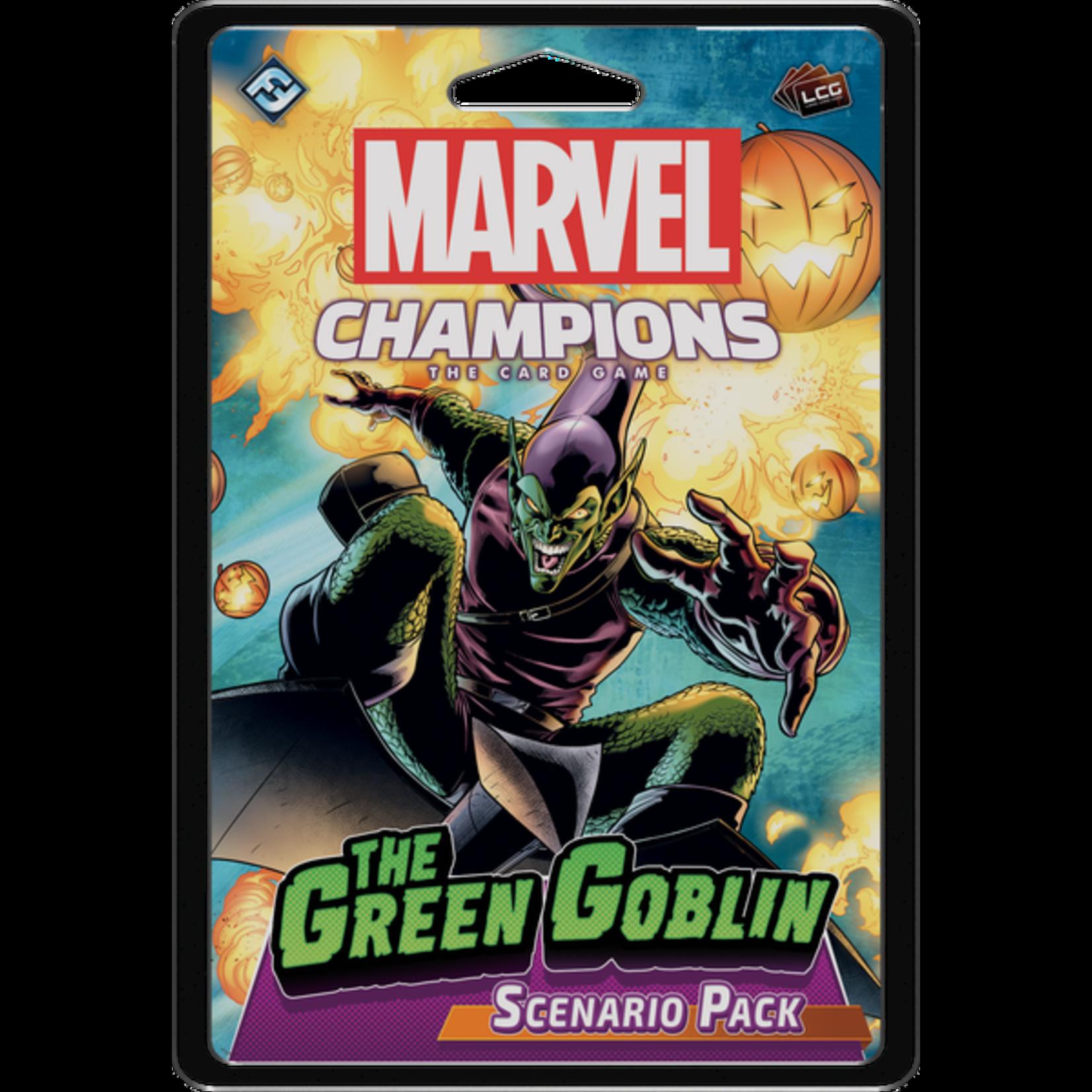 Fantasy Flight Games Marvel LCG: Green Goblin
