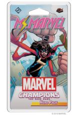 Fantasy Flight Games Marvel LCG: Ms. Marvel