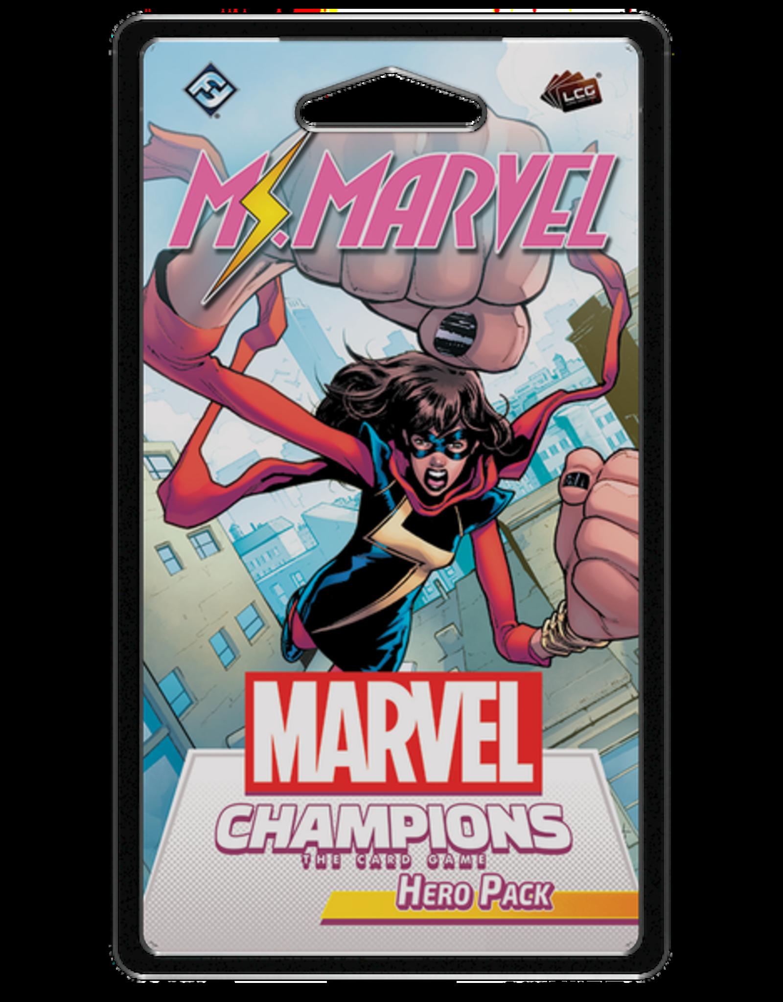 Fantasy Flight Games Marvel LCG: Ms. Marvel