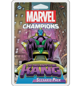 Fantasy Flight Games Marvel LCG: Once and Future Kang