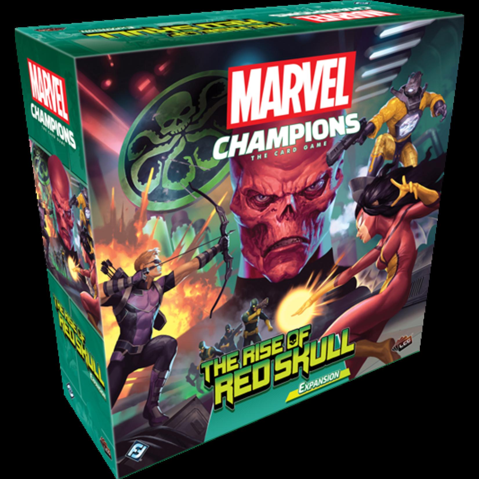 Fantasy Flight Games Marvel LCG: Red Skull
