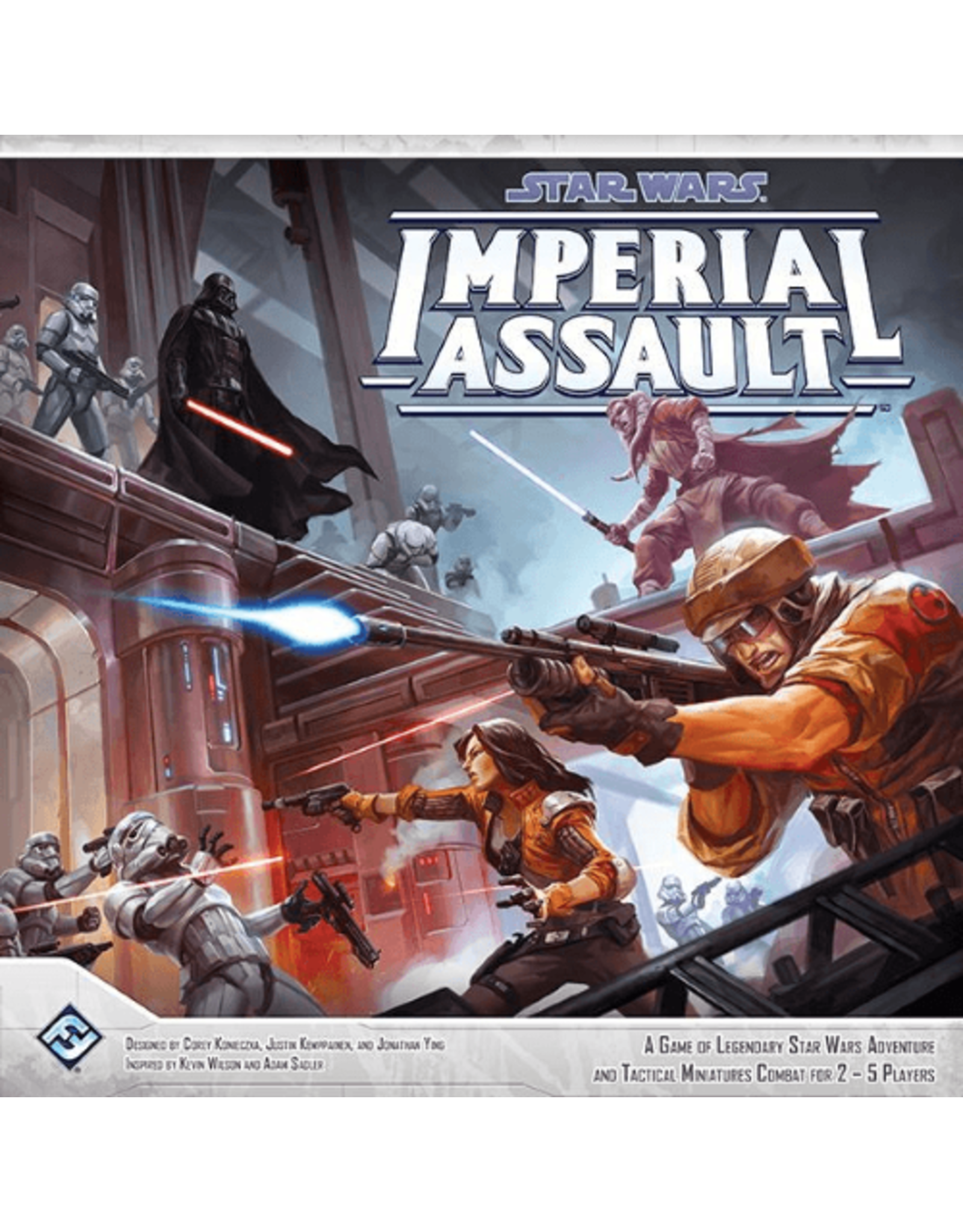 Fantasy Flight Games Star Wars Imperial Assault
