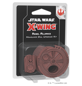 Fantasy Flight Games XWING: Rebel Maneuver Dial Upgrade