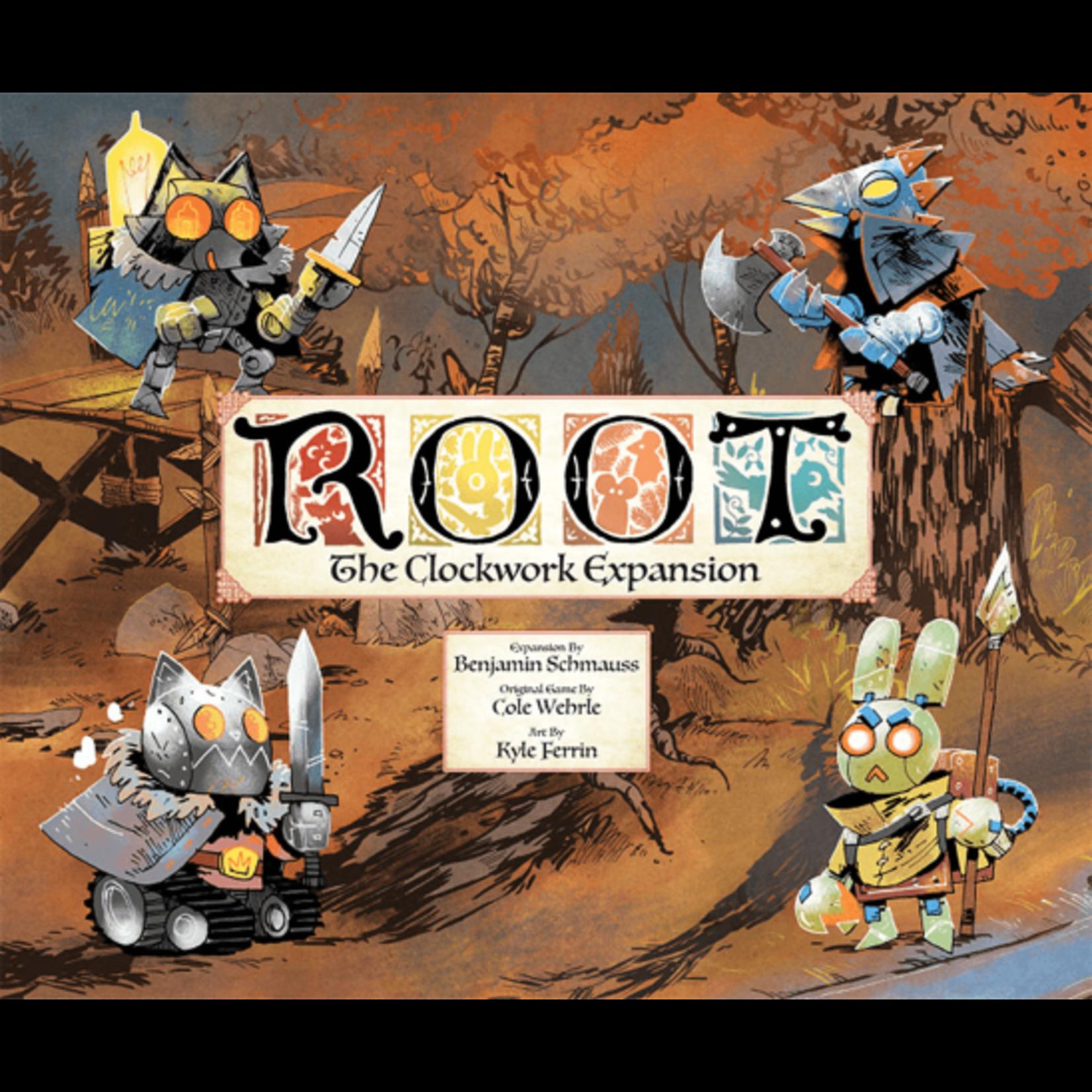 Leder Games Root: Clockwork Exp