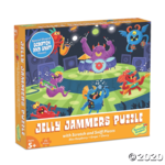 Peaceable Kingdom Jelly Jammers Scratch & Sniff 71 pc