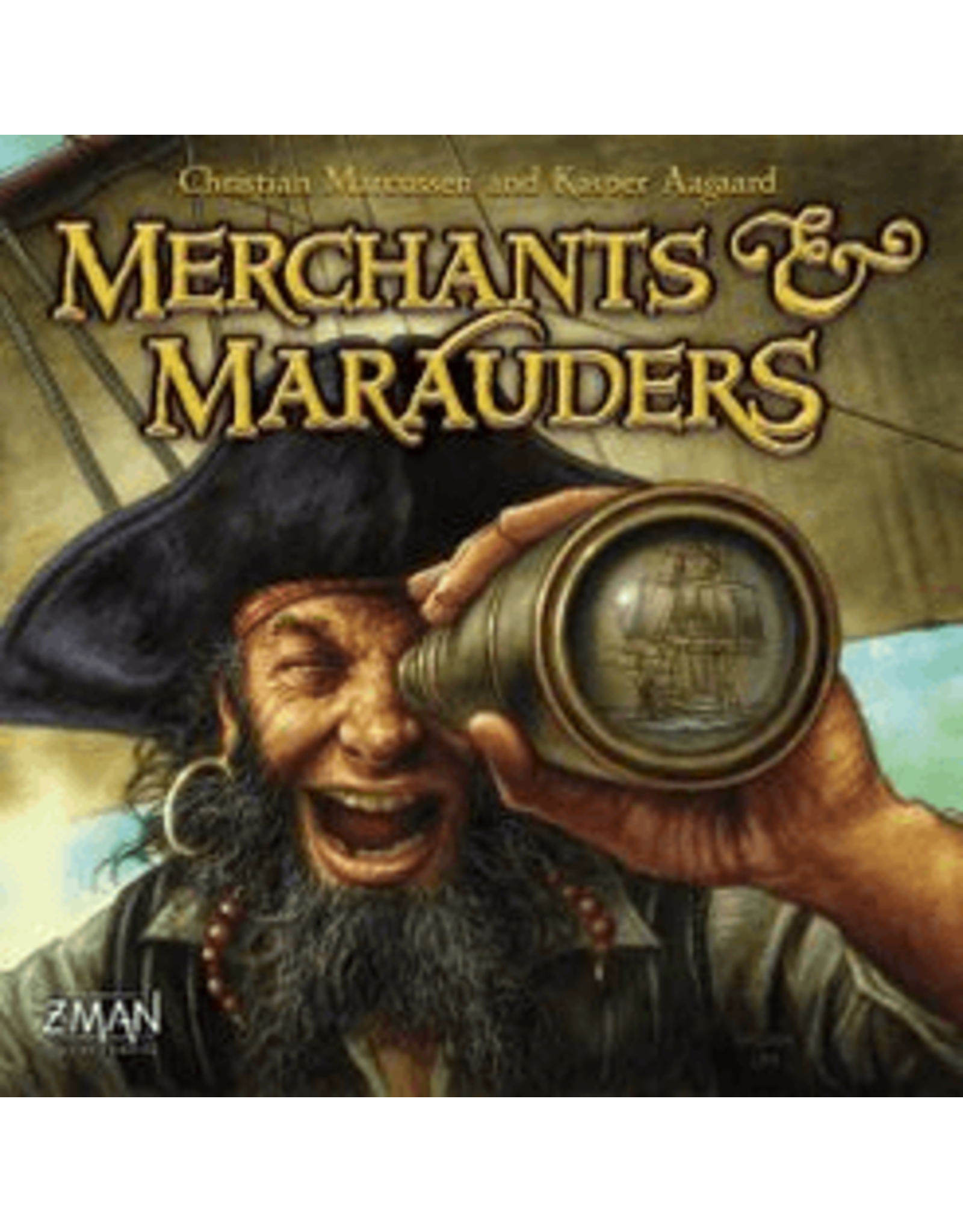 Z-Man Games Merchants & Marauders