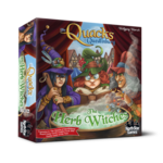 Asmodee Quacks: Herb Witches Expansion
