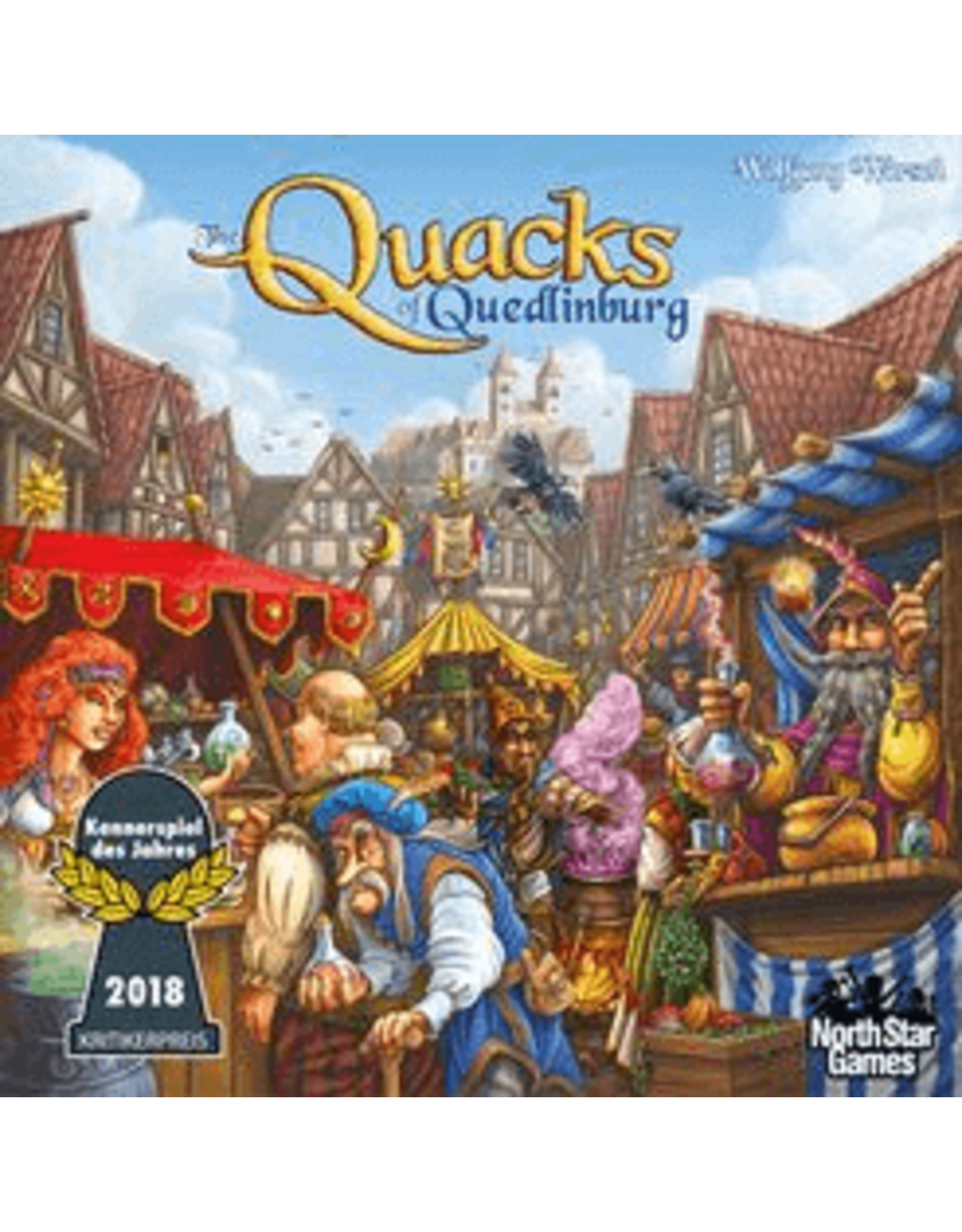 North Star Games Quacks of Quedlinburg