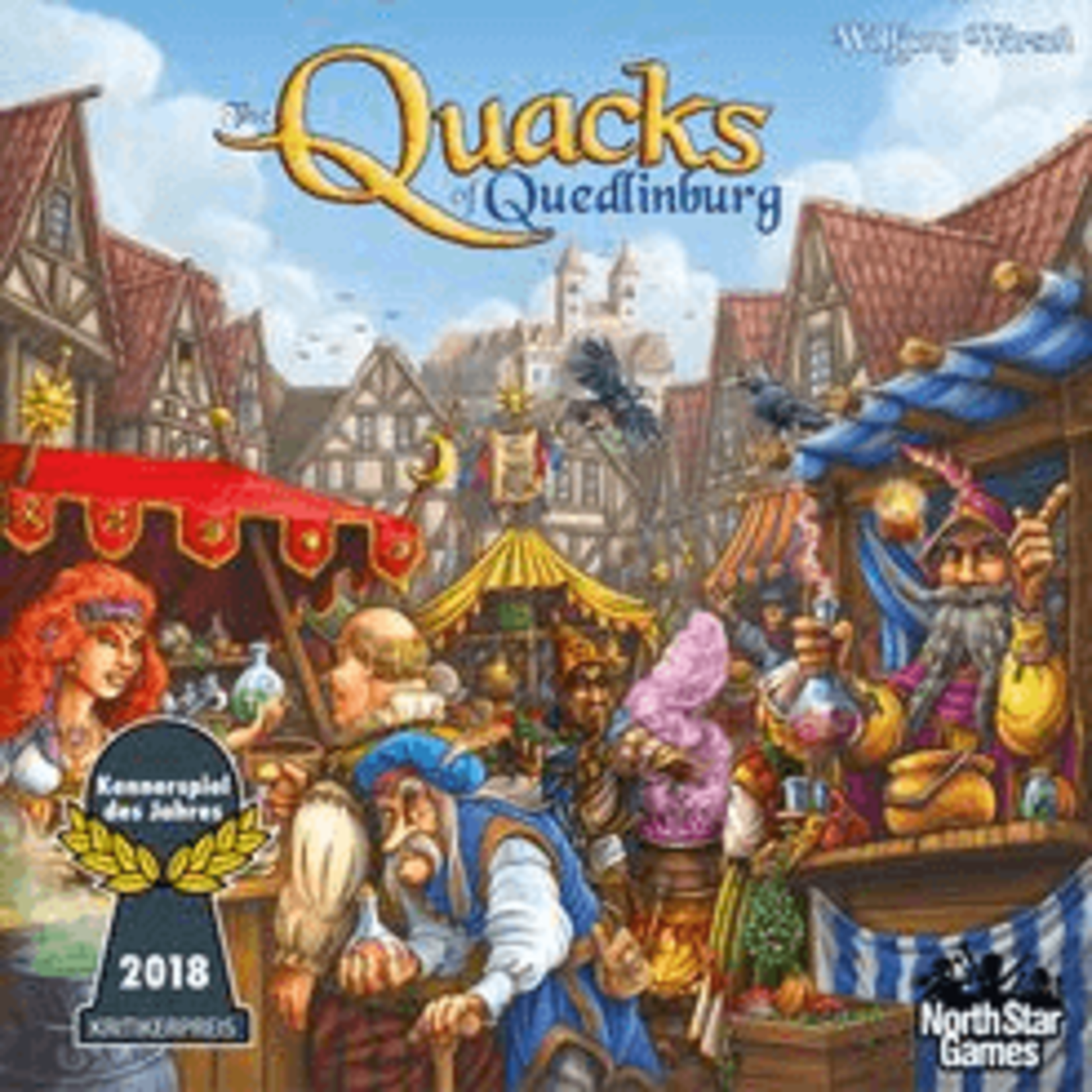 North Star Games Quacks of Quedlinburg
