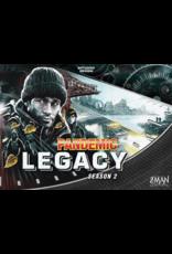 Z-Man Games Pandemic: Legacy S2 Black