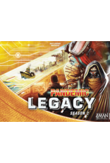 Z-Man Games Pandemic: Legacy S2 Yellow